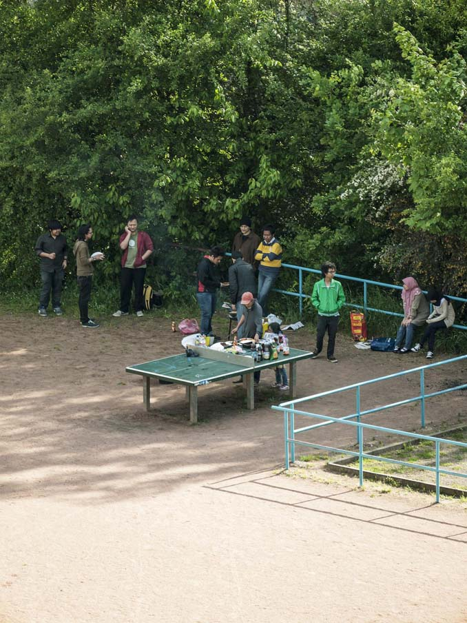 Έργα και ημέρες ενός υπαίθριου τραπεζιού ping pong (8)