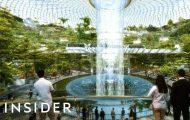 Δείτε γιατί το αεροδρόμιο Changi στη Σιγκαπούρη είναι το καλύτερο στον κόσμο