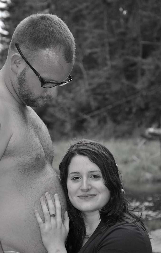 Ξεκαρδιστικές φωτογραφίες εγκυμοσύνης με μπυροκοιλιές (20)