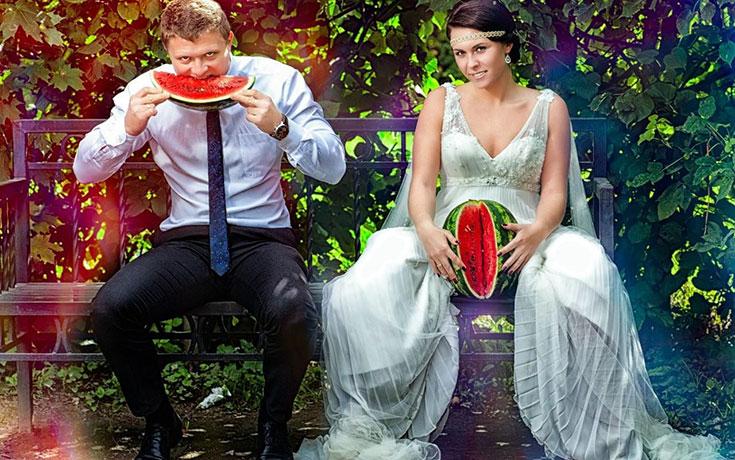 Ξεκαρδιστικές γαμήλιες φωτογραφίες από τη Ρωσία (1)