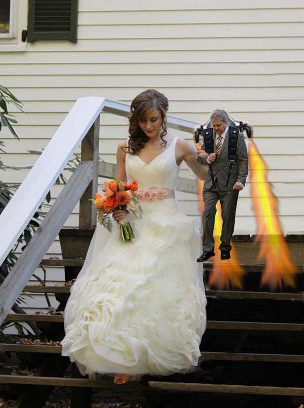 Ξεκαρδιστικές γαμήλιες φωτογραφίες από τη Ρωσία (3)