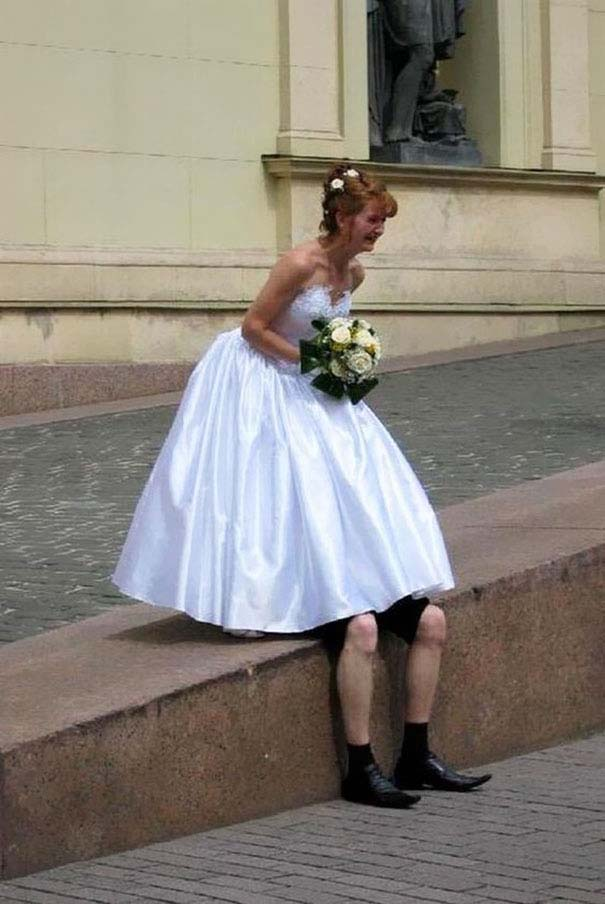 Ξεκαρδιστικές γαμήλιες φωτογραφίες από τη Ρωσία (5)