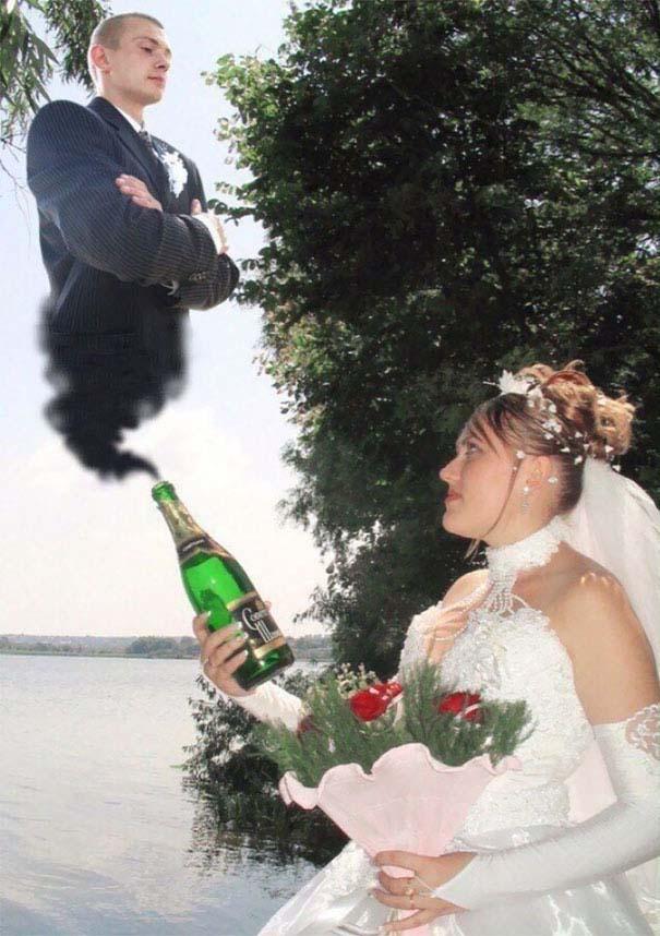 Ξεκαρδιστικές γαμήλιες φωτογραφίες από τη Ρωσία (6)