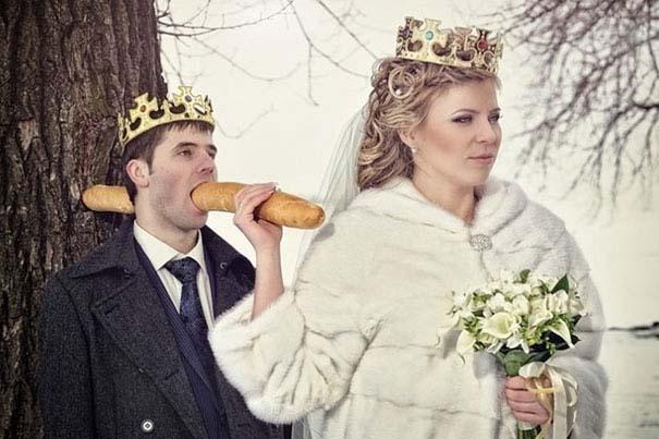 Ξεκαρδιστικές γαμήλιες φωτογραφίες από τη Ρωσία (8)