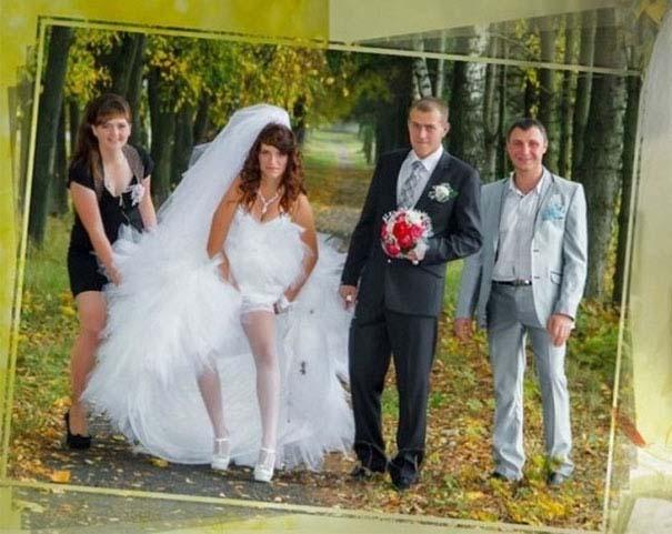Ξεκαρδιστικές γαμήλιες φωτογραφίες από τη Ρωσία (9)
