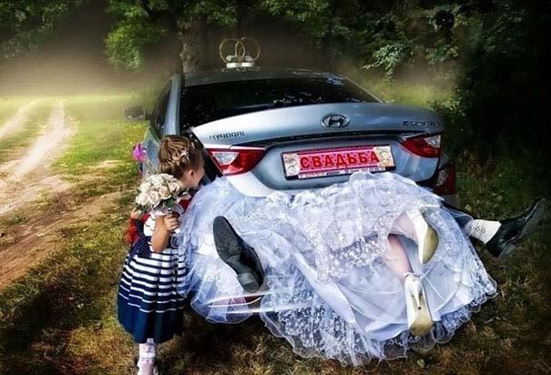 Ξεκαρδιστικές γαμήλιες φωτογραφίες από τη Ρωσία (15)