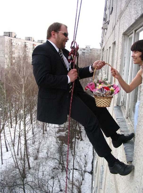 Ξεκαρδιστικές γαμήλιες φωτογραφίες από τη Ρωσία (18)