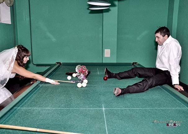 Ξεκαρδιστικές γαμήλιες φωτογραφίες από τη Ρωσία (21)