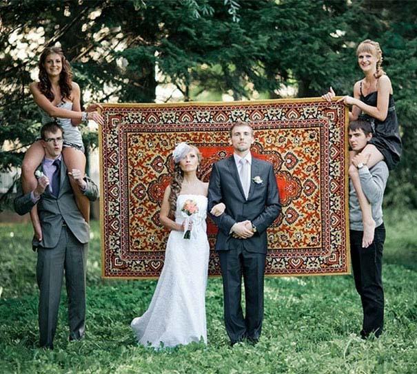 Ξεκαρδιστικές γαμήλιες φωτογραφίες από τη Ρωσία (22)