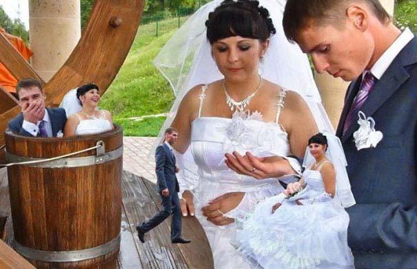 Ξεκαρδιστικές γαμήλιες φωτογραφίες από τη Ρωσία (23)