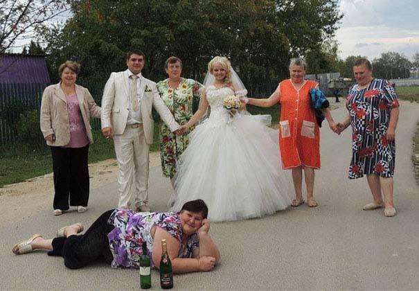 Ξεκαρδιστικές γαμήλιες φωτογραφίες από τη Ρωσία (24)