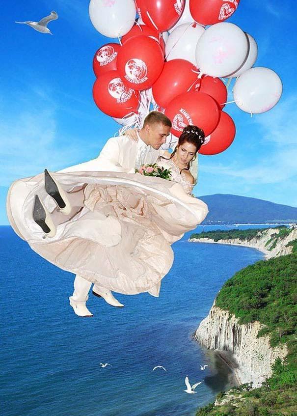Ξεκαρδιστικές γαμήλιες φωτογραφίες από τη Ρωσία (26)