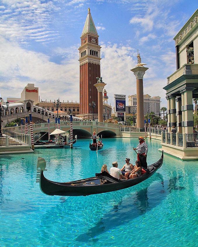 Η Βενετία του Λας Βέγκας | Φωτογραφία της ημέρας
