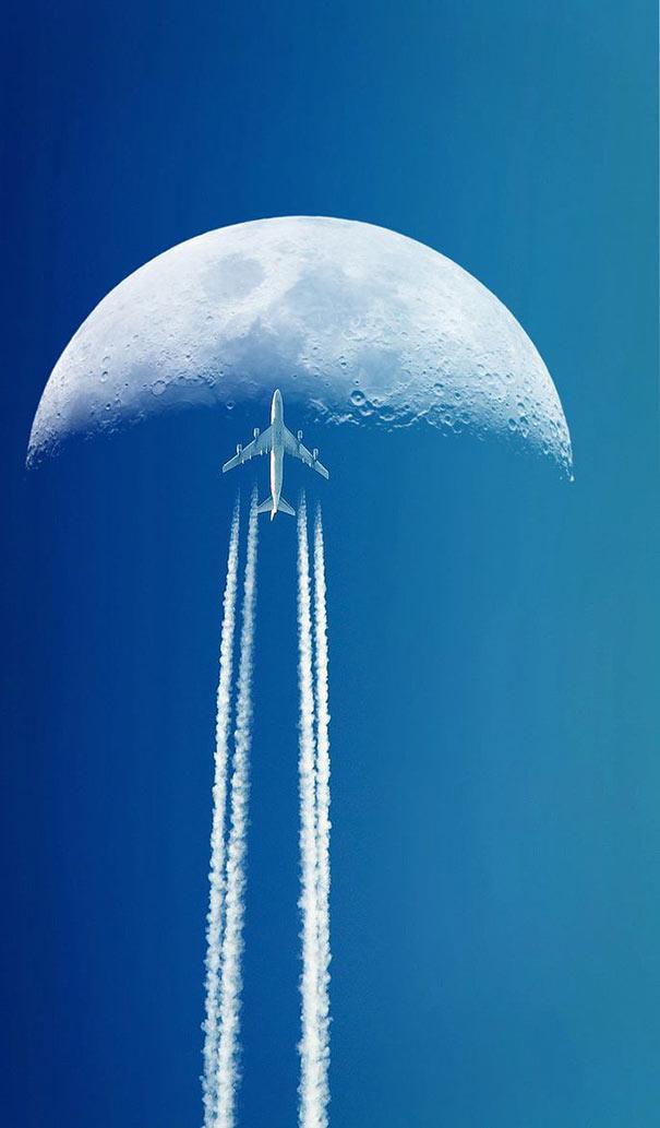 ...Μέχρι το φεγγάρι! | Φωτογραφία της ημέρας