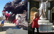Ποζάροντας με αγάλματα #31 (10)