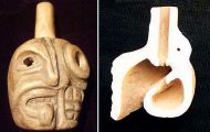 Η σφυρίχτρα των Αζτέκων προκαλεί ανατριχίλα
