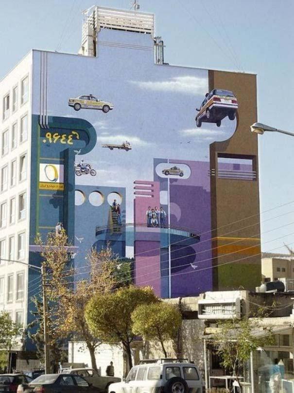 Εντυπωσιακά graffiti #45 (2)