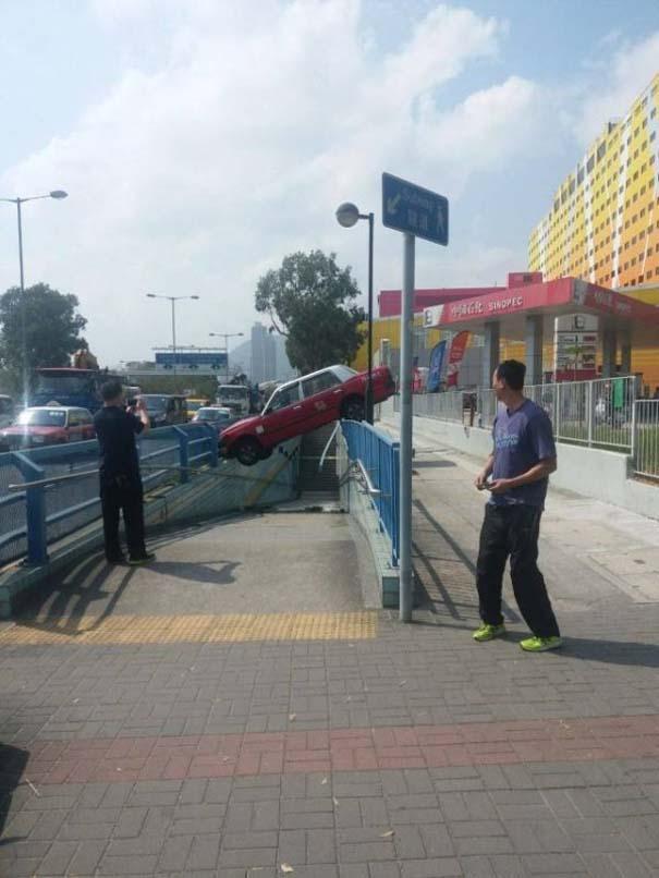 Ασυνήθιστα τροχαία ατυχήματα #51 (5)