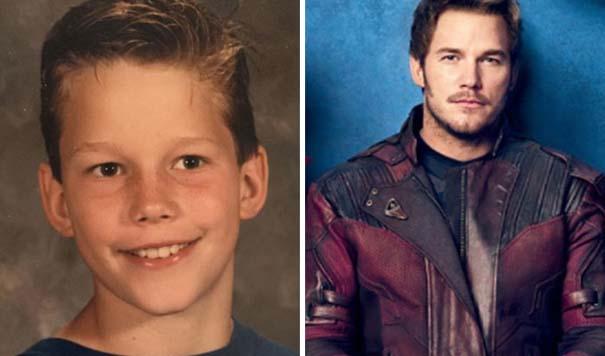Δείτε πως ήταν οι πρωταγωνιστές των Avengers σε παιδική ηλικία (1)