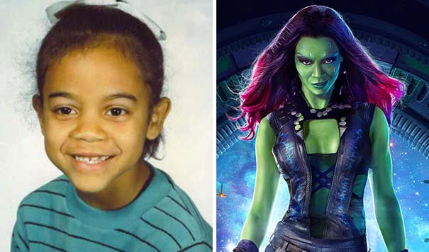 Δείτε πως ήταν οι πρωταγωνιστές των Avengers σε παιδική ηλικία (2)