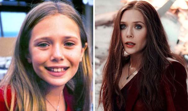 Δείτε πως ήταν οι πρωταγωνιστές των Avengers σε παιδική ηλικία (3)