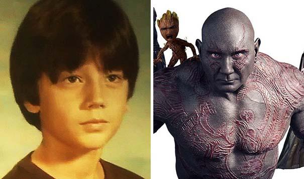 Δείτε πως ήταν οι πρωταγωνιστές των Avengers σε παιδική ηλικία (5)