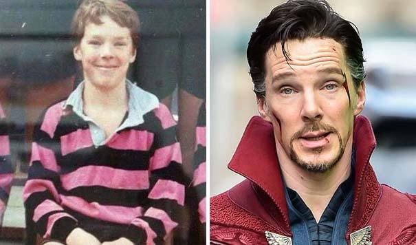 Δείτε πως ήταν οι πρωταγωνιστές των Avengers σε παιδική ηλικία (7)