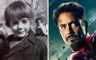 Δείτε πως ήταν οι πρωταγωνιστές των Avengers σε παιδική ηλικία (9)