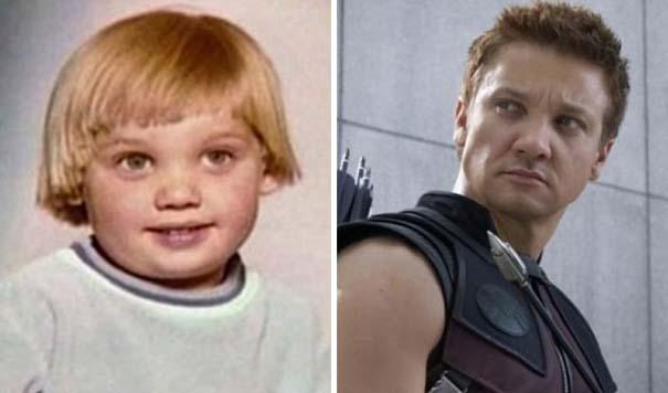 Δείτε πως ήταν οι πρωταγωνιστές των Avengers σε παιδική ηλικία (10)
