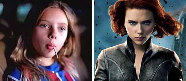 Δείτε πως ήταν οι πρωταγωνιστές των Avengers σε παιδική ηλικία (13)