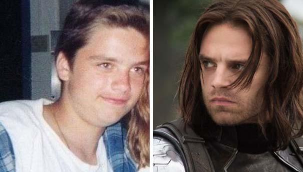 Δείτε πως ήταν οι πρωταγωνιστές των Avengers σε παιδική ηλικία (16)