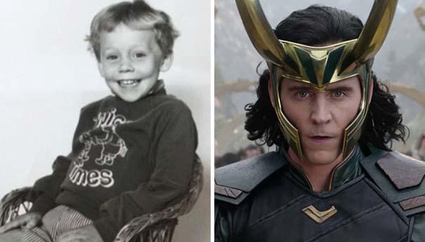 Δείτε πως ήταν οι πρωταγωνιστές των Avengers σε παιδική ηλικία (17)