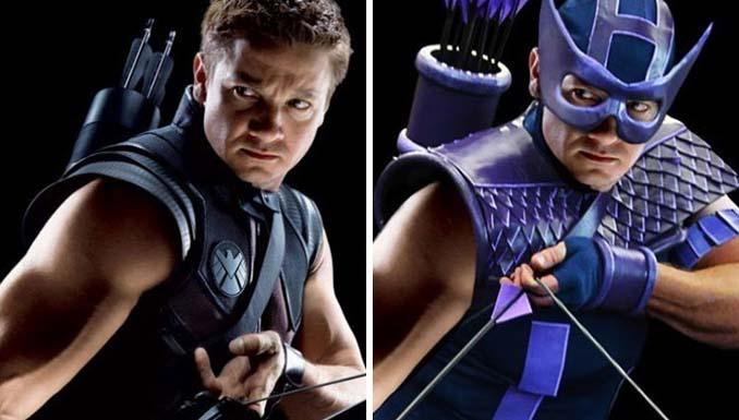 Δείτε πώς θα έμοιαζαν οι Avengers σύμφωνα με τα κόμικς (5)