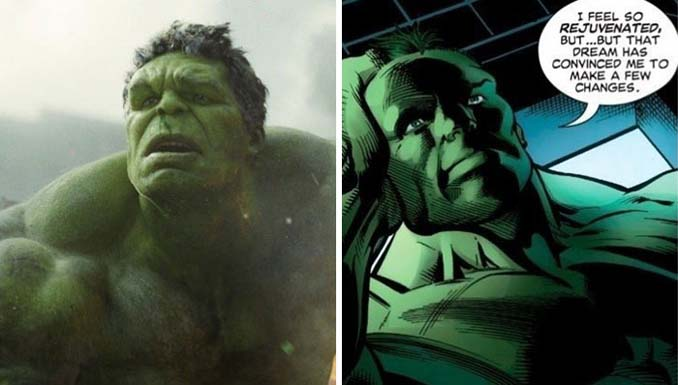 Δείτε πώς θα έμοιαζαν οι Avengers σύμφωνα με τα κόμικς (9)