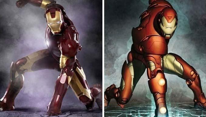 Δείτε πώς θα έμοιαζαν οι Avengers σύμφωνα με τα κόμικς (11)