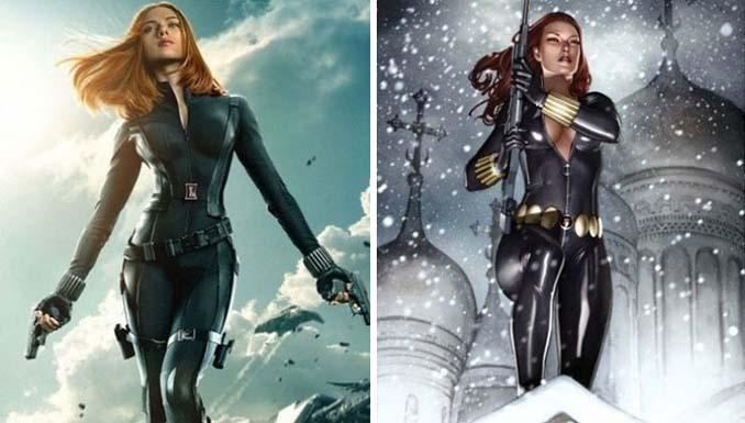 Δείτε πώς θα έμοιαζαν οι Avengers σύμφωνα με τα κόμικς (12)