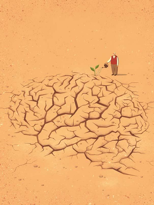Σκίτσα που προκαλούν σοβαρή σκέψη για τον κόσμο που ζούμε (7)