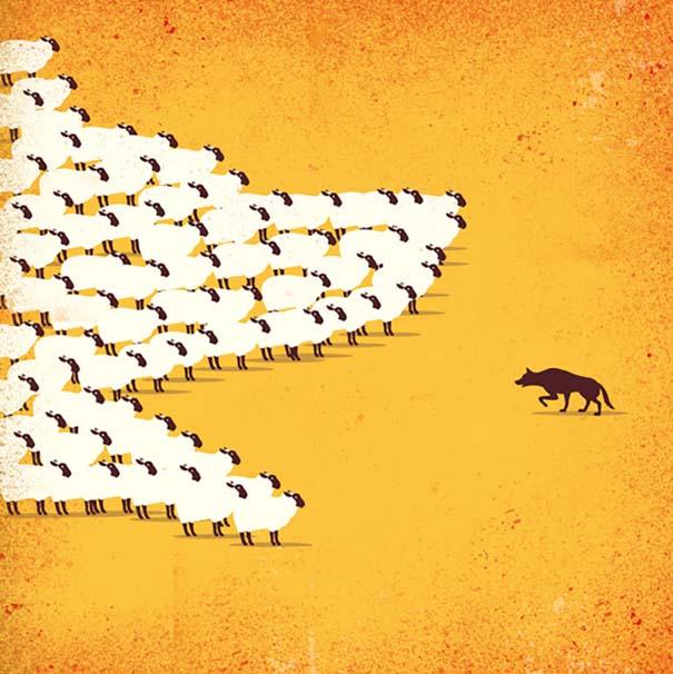 Σκίτσα που προκαλούν σοβαρή σκέψη για τον κόσμο που ζούμε (25)