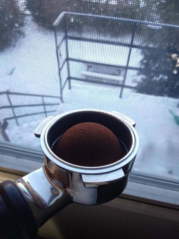Η ζωή είναι σαν ένας ελληνικός καφές